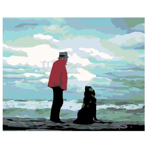Купить Картина по номерам, 100 x 125, KTMK-20189, Живопись по номерам , набор для раскрашивания, раскраска, Картины по номерам и контурам