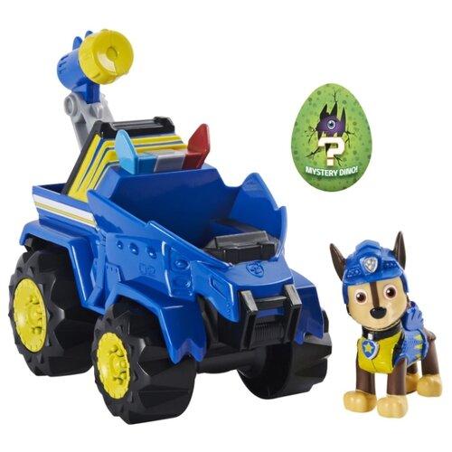 Купить Игровой набор Spin Master Paw Patrol машинка с Гончиком Дино-миссия 6059512, Игровые наборы и фигурки