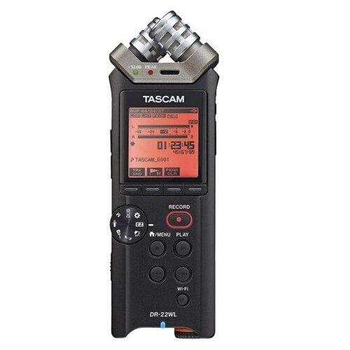 Tascam DR-22WL Портативный PCM/MP3 рекордер