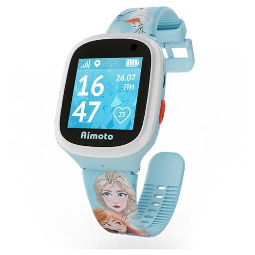 Детские умные часы с GPS Aimoto Disney «Холодное Сердце»