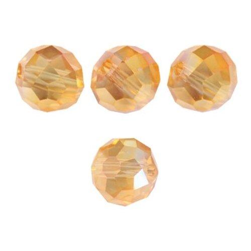 Купить GBZ Бусины стеклянные, 10 мм, упак./20 шт., 'Астра' (G-1), Astra & Craft, Фурнитура для украшений