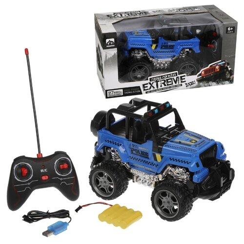 Купить Машина р/у Наша Игрушка 4 канала, свет, аккумулятор, USB шнур (HT095), Наша игрушка, Радиоуправляемые игрушки