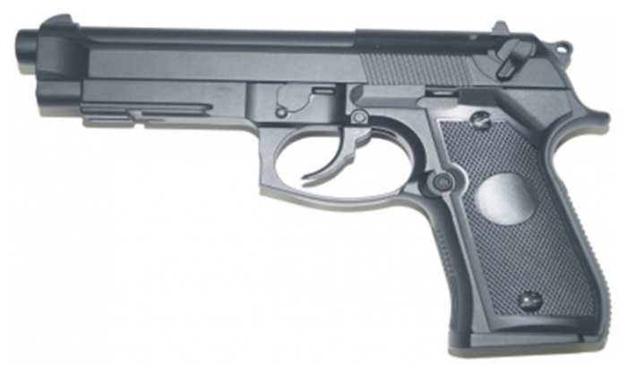 Пистолет для страйкбола Stalker SCM9M