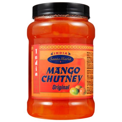 Соус Santa Maria Mango Chutney Original, 1.2 кг