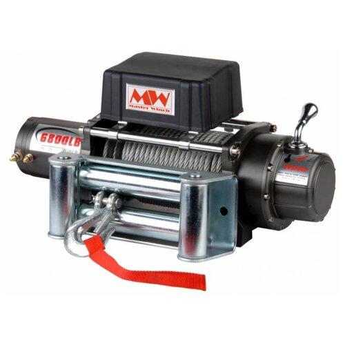 Лебедка автомобильная электрическая MW 6800