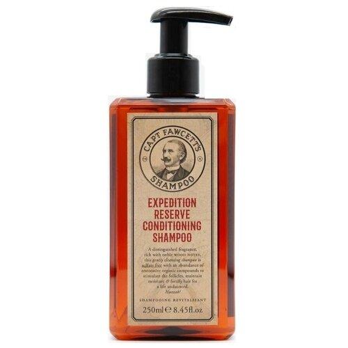 Captain Fawcett Бессульфатный шампунь для волос Expedition Reserve 250 мл  - Купить