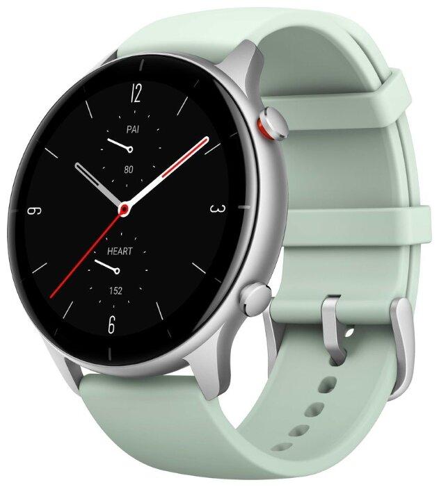 Умные часы Amazfit GTR 2e, matcha green фото 1
