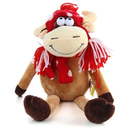 Мягкая игрушка Корова Lapa House 115574 15см.