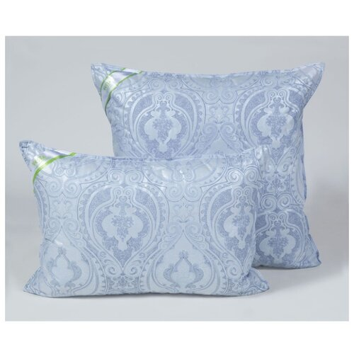 Подушка стеганная VESTA текстиль 50*70 см, бамбуковое волокно, ткань тик, полиэстер 100%