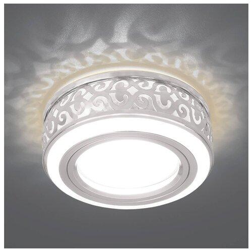 Фото - Встраиваемый светильник Gauss Backlight BL090 светильник gauss встраиваемый светодиодный backlight bl114