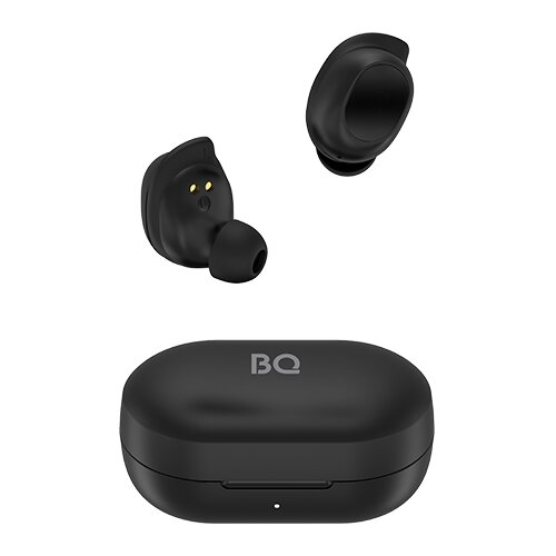 Беспроводные наушники BQ BHS-05, black