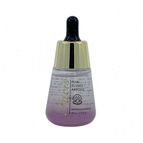 JIGOTT Facis Сыворотка для лица с экстрактом жемчуга Pearl Essence Ampoule, 35 мл