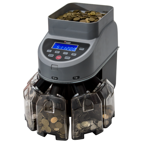 Счетчик монет Cassida CoinMax