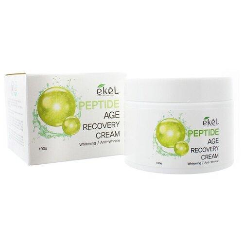 Ekel Age Recovery Cream Peptide Крем для лица с пептидами 100 гр
