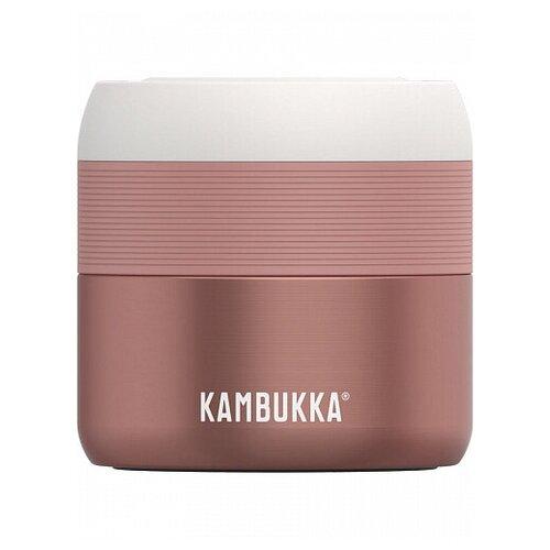Термос для еды Kambukka 400 мл розовый