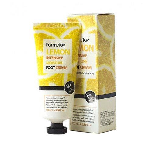 Купить Крем для ног Farm Stay Lemon Foot Cream, Farmstay