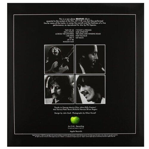 Виниловая пластинка Universal Music The Beatles - The Let It Be