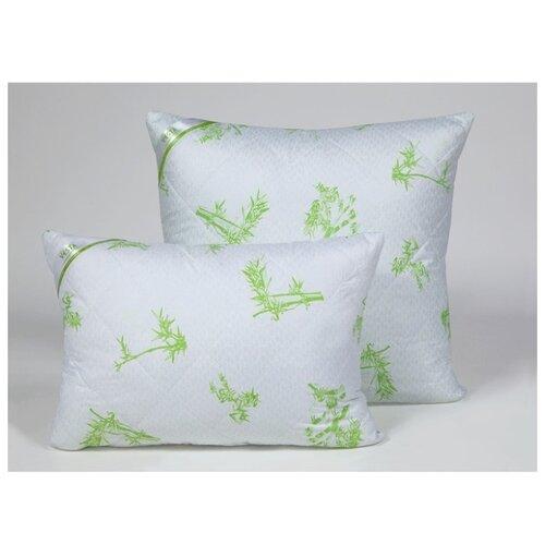 Подушка стеганная VESTA текстиль 50*70 см, бамбуковое волокно, ткань глосс-сатин, полиэстер 100%