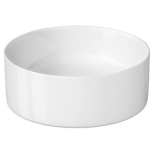 Фото - Раковина 38 см Cersanit CREA 38 накладная акриловая ванна cersanit crea p wp crea 150nl 150x75