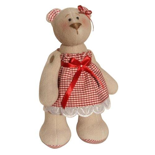 Купить В003 Набор для изготовления текстильной игрушки 23см 'Bear's Story' (Ваниль), Изготовление кукол и игрушек