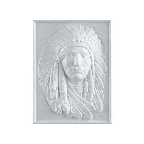 Купить Заготовка для декорирования из пенопласта 'Картина 'Апачи', 36*27, 5*6см, Astra & Craft, Декоративные элементы и материалы