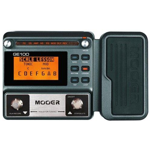 mooer ge100 guitar mutil effects processor guitar accessories Mooer GE100 Гитарный процессор эффектов