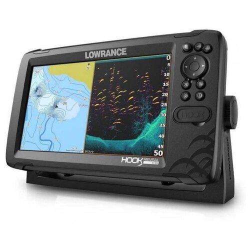 Эхолот Lowrance Hook Reveal 9 50/200 HDI