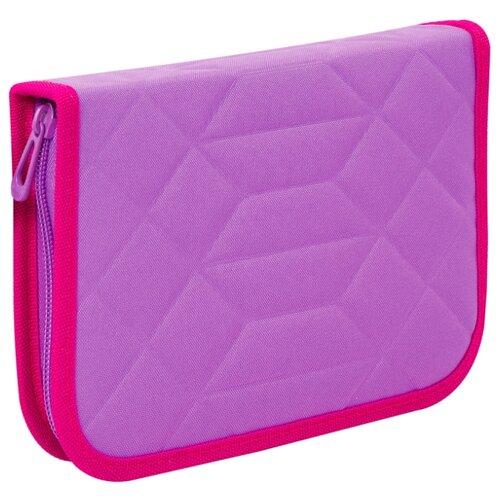 Купить TIGER FAMILY Пенал с наполнением, 31 предмет фиолетовый, Пеналы