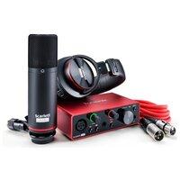 Лучшие Оборудование Focusrite для звукозаписывающих студий