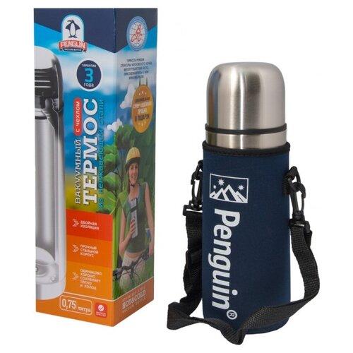 Классический термос Penguin BK-21P, 0.75 л серебристый