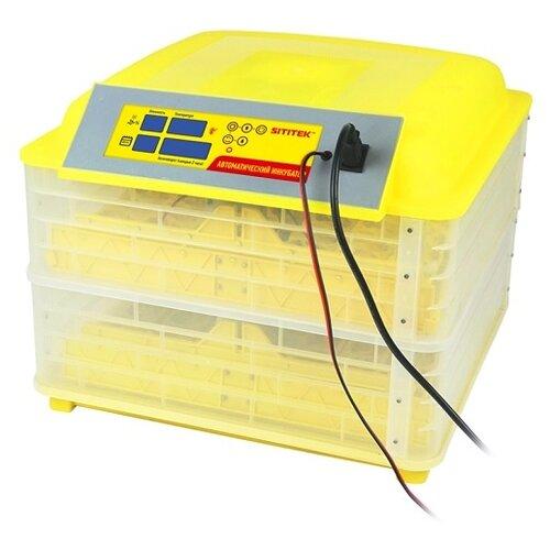 Инкубатор SITITEK 96 желтый