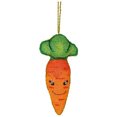 Купить IG-1368 Набор для вышивания PANNA 'Игрушка. Морковка', Наборы для вышивания
