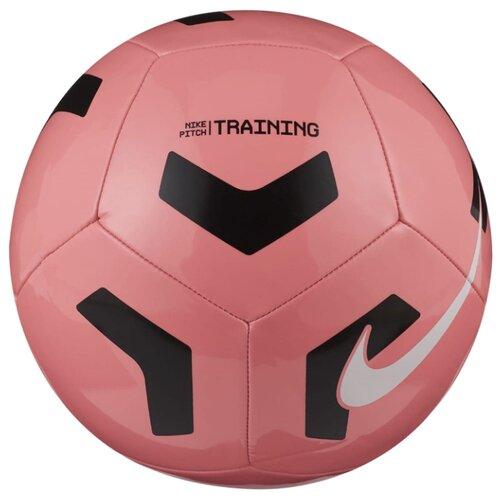 Футбольный мяч NIKE Pitch Training SC3101 розовый nike напульсник nike swoosh