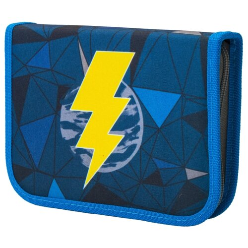 Купить TIGER FAMILY Пенал Lightning Power (228892) синий, Пеналы