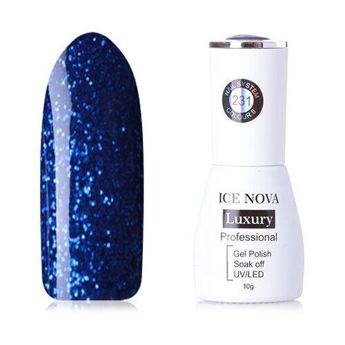 Купить Гель-лак для ногтей ICE NOVA Luxury Professional, 10 мл, 231