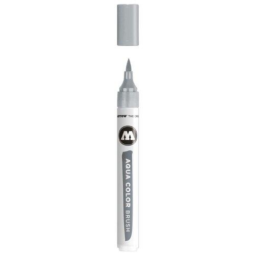 Купить Маркер на водной основе Molotow AQUA COLOR BRUSH #031 cool grey 2 727231, Фломастеры и маркеры