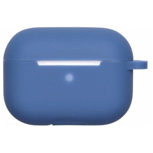 Силиконовый чехол для AirPods Pro Prime Line синий