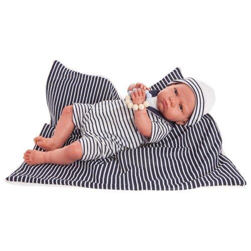 Купить Кукла Antonio Juan Измаил в полосатом, 52 см, 8159, Куклы и пупсы