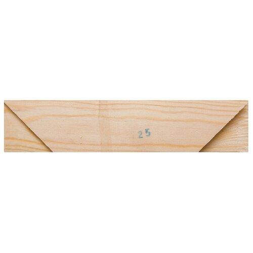 Купить Модульный подрамник, планка боковая 25 см. 2 шт. (сеч. 55х20мм.), Всеподрамники, Холсты