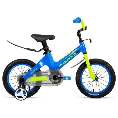 детский велосипед yibeigi v 14 синий Велосипед детский 14 Forward Cosmo MG 2021 год, Синий/1BKW1K7A1004