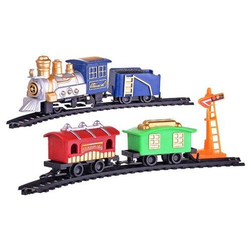Купить Play Smart Стартовый набор Мини поезд , 0623, Наборы, локомотивы, вагоны