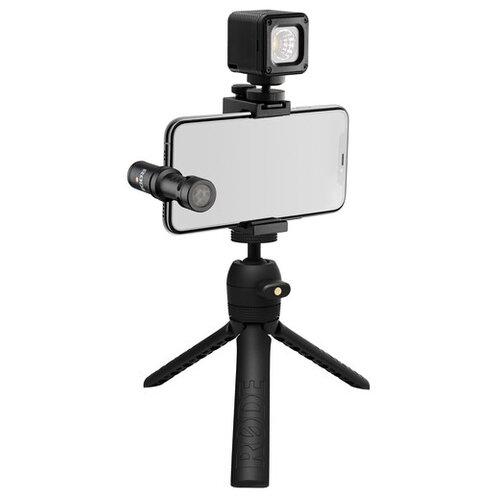 Микрофон RODE Vlogger Kit USB-C Edition, black