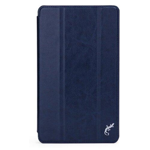 Чехол G-Case Slim Premium для Samsung Galaxy Tab A 8.0 (2019) SM-T290 / SM-T295, темно-синий чехол g case executive для lenovo tab 3 plus 7 0 7703x 7703f темно синий