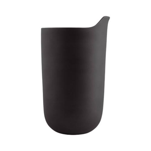 Термокружка Eva Solo Ceramic Thermo Cup, 0.28 л черный