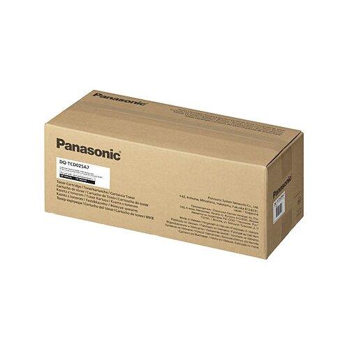 Фото - Картридж Panasonic DQ-TCD025A7 тонер картридж katun для panasonic dp 1520 1820 dq tu10jpb 420 г 10к