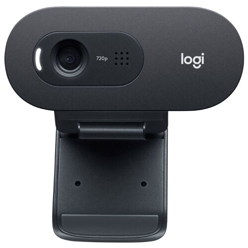 Веб-камера Logitech HD Business Webcam C505e, черный