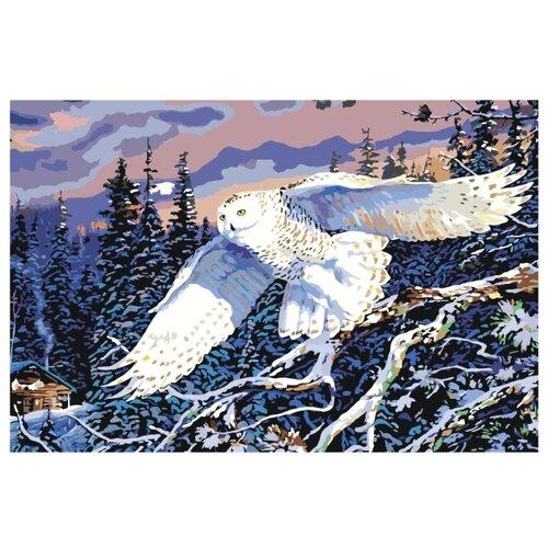 Купить Картина по номерам, 100 x 150, Z3175, Живопись по номерам , набор для раскрашивания, раскраска, Картины по номерам и контурам