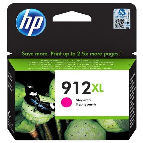 Фото - Картридж струйный HP HP 912XL 3YL82AE magenta ((825стр.) для HP OfficeJet 801x/802x) (3YL82AE) картридж струйный hp 728 f9k17a голубой 300мл для hp dj t730 t830