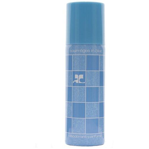 Купить Courreges дезодорант, спрей, In Blue, 100 мл