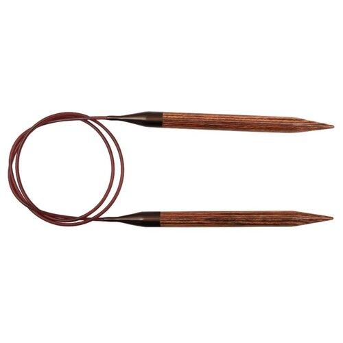 Купить Спицы Knit Pro Ginger 31132, диаметр 5.5 мм, длина 120 см, коричневый